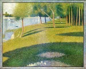 Georges Seurat - The Island of La Grande Jatte