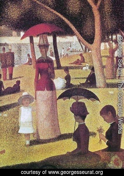 Image result for seurat umbrella