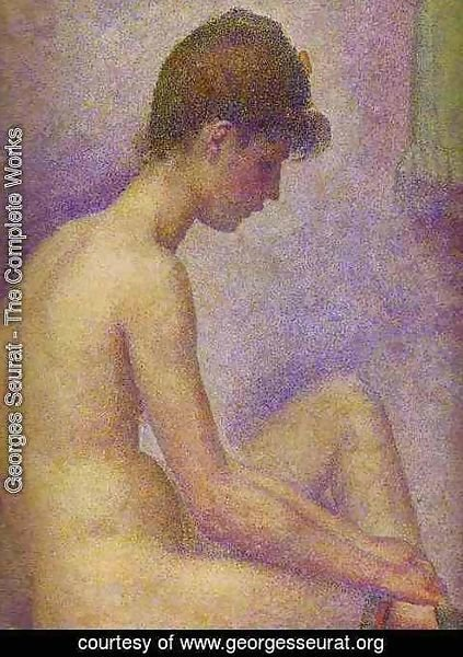 Georges Seurat - Models 2