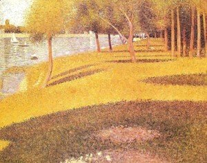 Georges Seurat - Sight of Grande-Jatte