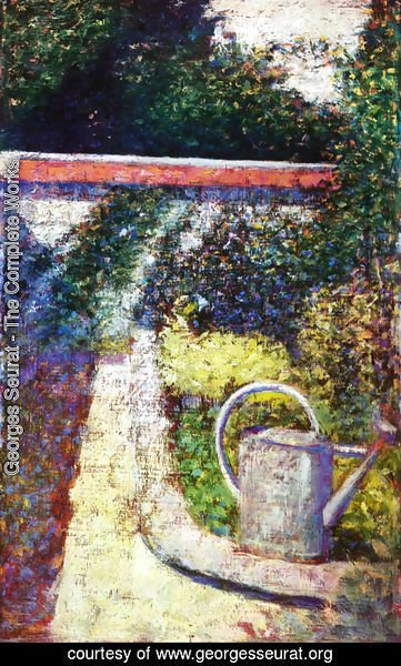 Georges Seurat - Watering Can